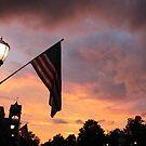 Main Street Sunset by elasita