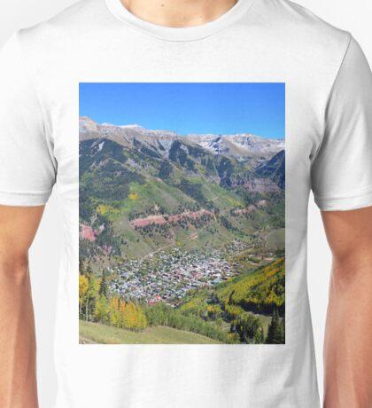 Telluride Colorado Unisex T-Shirt