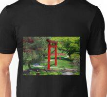 Torii Gate (horizontal) Unisex T-Shirt