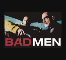 Bad Men - Jesse & Walt by Sean Irvin