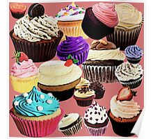 Cup Cake Poster