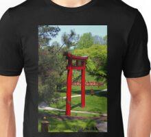 Torii Gate (vertical) Unisex T-Shirt