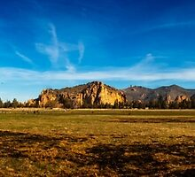 Smith Rocks State Park IN Oregon by Yukondick