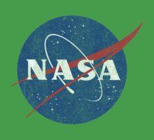 Vintage NASA Kids Tee
