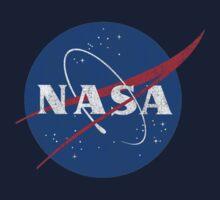 Vintage NASA Baby Tee