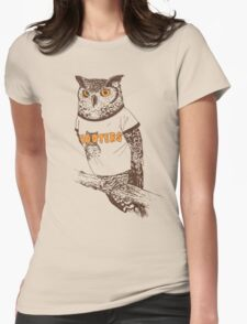 Original Hooter Womens Fitted T-Shirt