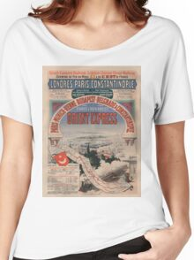 Vintage poster - Orient Express Women's Relaxed Fit T-Shirt
