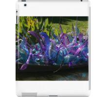 Chihuly Boat 1 iPad Case/Skin