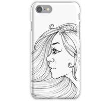 Portrait XIX iPhone Case/Skin