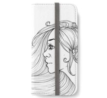 Portrait XIX iPhone Wallet/Case/Skin
