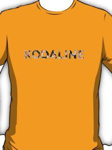 Kodaline fanshirt.  T-Shirt