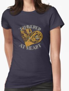 Nerdy Tee - Tinkerer Womens Fitted T-Shirt