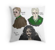 Harry Potter re-imagined 2 Throw Pillow