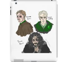 Harry Potter re-imagined 2 iPad Case/Skin