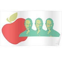 Steve's Apple Poster
