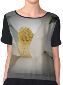 Magnolia macro Chiffon Top