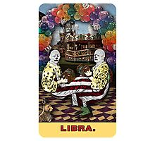 Libra - from the Midway Arcana Photographic Print
