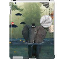 Elephant & Lemons iPad Case/Skin