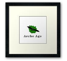 Age of arches 2 Framed Print