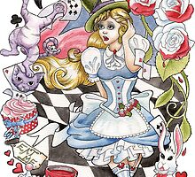 Alice by LCWaterworth
