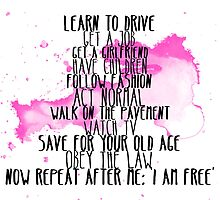 I Am Free by Lukish