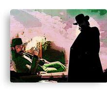 Wynonna Earp - Doc Holliday Canvas Print