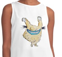 Krumm from Aaahh! Real Monsters Contrast Tank