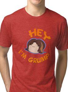 Game Grumps - Hey I'm Grump Tri-blend T-Shirt