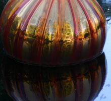 Chihuly Floater 2 Sticker