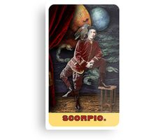 Scorpio - from the Midway Arcana Metal Print