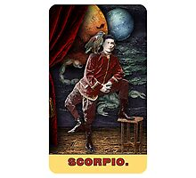 Scorpio - from the Midway Arcana Photographic Print