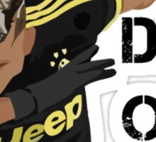Paul Pogba dab Sticker