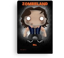 Bill Murray Zombieland Canvas Print