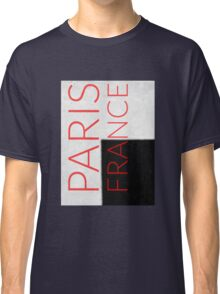 PARIS FRANCE  Classic T-Shirt