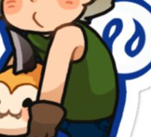 Matt Ishida (sticker) Sticker