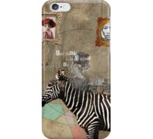 The Faces of Today iPhone Case/Skin