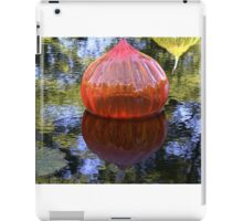 Chihuly Floater 8 iPad Case/Skin