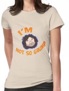 Game Grumps - I'm Not So Grump Womens Fitted T-Shirt