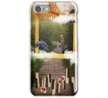 I'm waiting, Darling iPhone Case/Skin