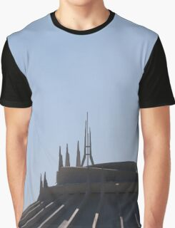 Space Mountain Graphic T-Shirt