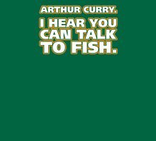 Aquaman Can Talk To Fish. Classic T-Shirt