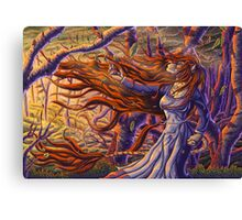 The Fire Within: Discovery Canvas Print