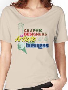 Art Women's Relaxed Fit T-Shirt