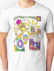 Everything is Nothing Unisex T-Shirt
