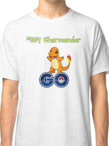 004 Charmander GO! Classic T-Shirt