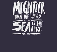 Mightier than the Sea Pullover