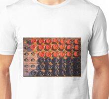 Wine bottles - Rose & Red Wine Unisex T-Shirt