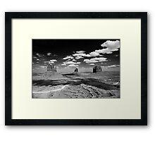 Timeless Trails Framed Print