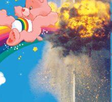 Scare Bears 9/11 Sticker