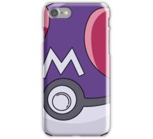 Pokemon Masterball iPhone Case/Skin